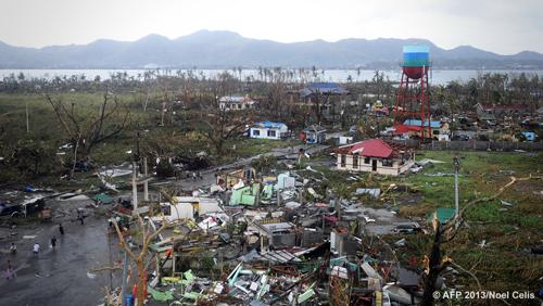 Typhoon Haiyan, Help the Relief Effort