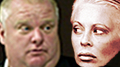 Rob Ford and Lock Poker's Jennifer Larson: separated at birth?
