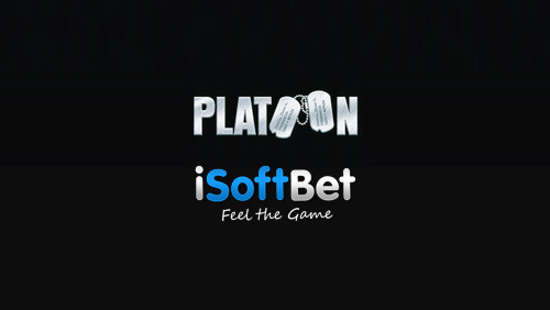Platoon added to iSoftBet's branded game collection