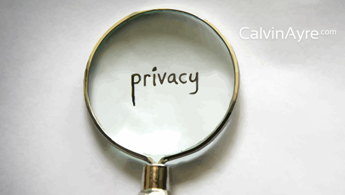 The Red Wire: Who's In Your Corner On Privacy?