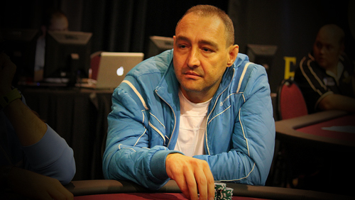 World Poker Tour Emperors Palace Poker Classic: Nahum Lum Leads Day 1A