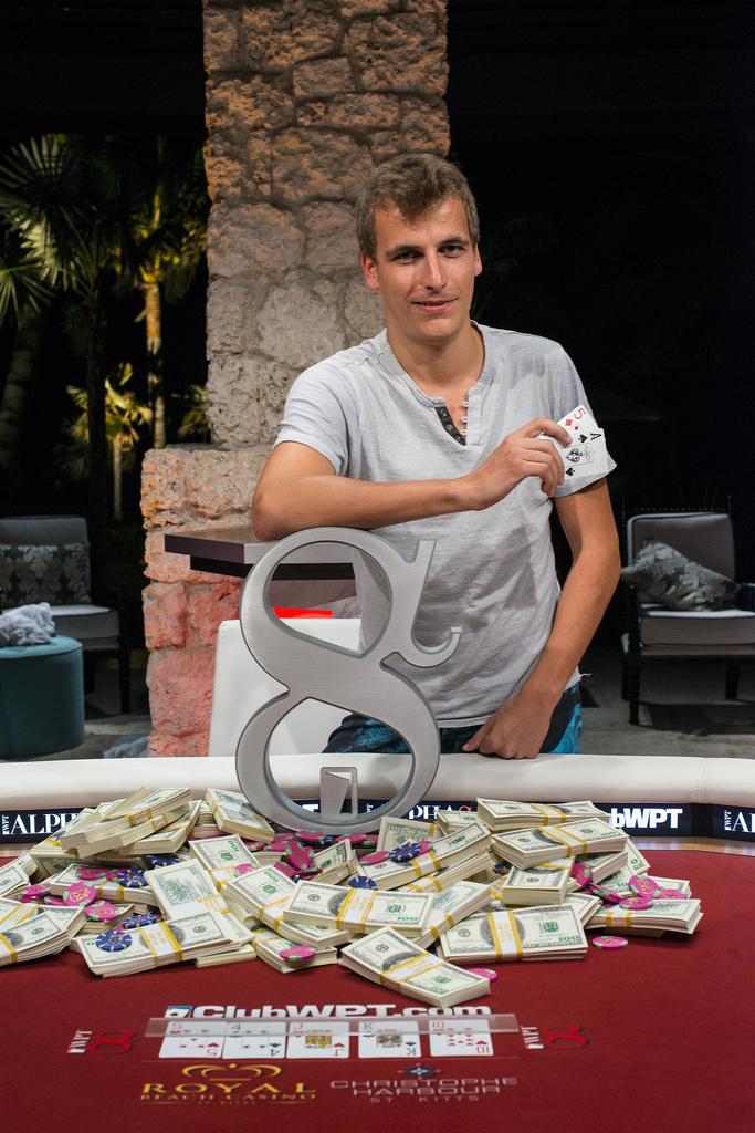 World Poker Tour Alpha8 St. Kitts - Philipp Gruissem Wins Back-to-Back Alpha8 Titles