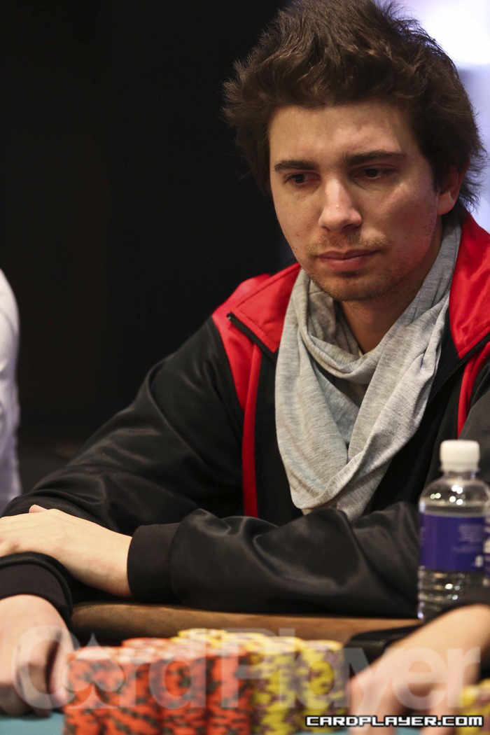 WPT Emperors Palace Poker Classic: Eugene Du Plessis Leads Day 1B