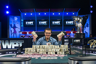 Live Tournament Updates: Million Dollar Scores for Dan Smith and Brian Rast in Vegas