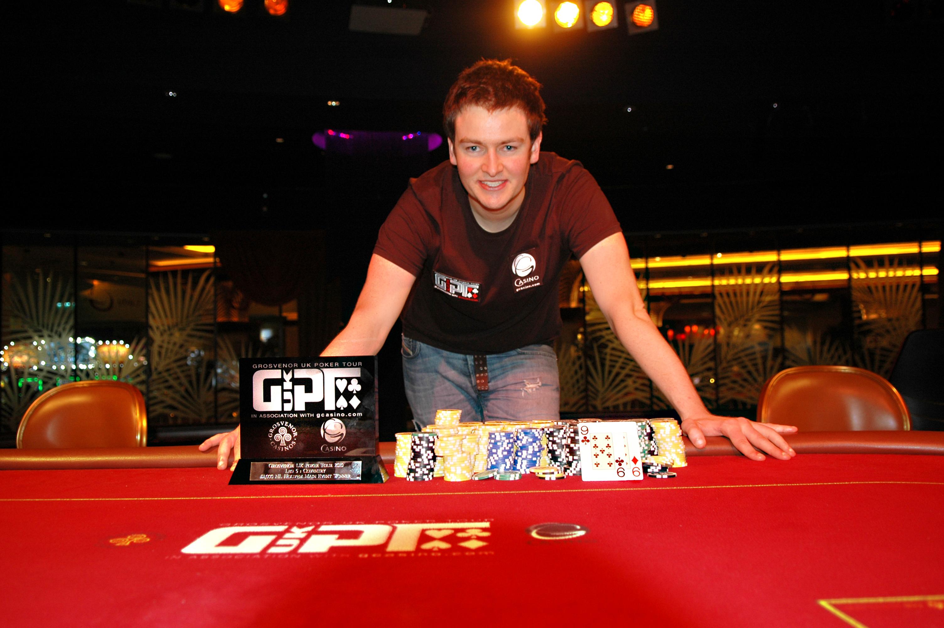 Life Outside of Poker: Stuart Rutter The Listener