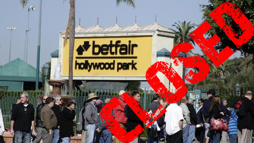 Betfair Hollywood Park Closes After 75-Years of High Class Racing
