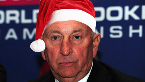 Betfred Owner Fred Done Cast in the Role of Scrooge