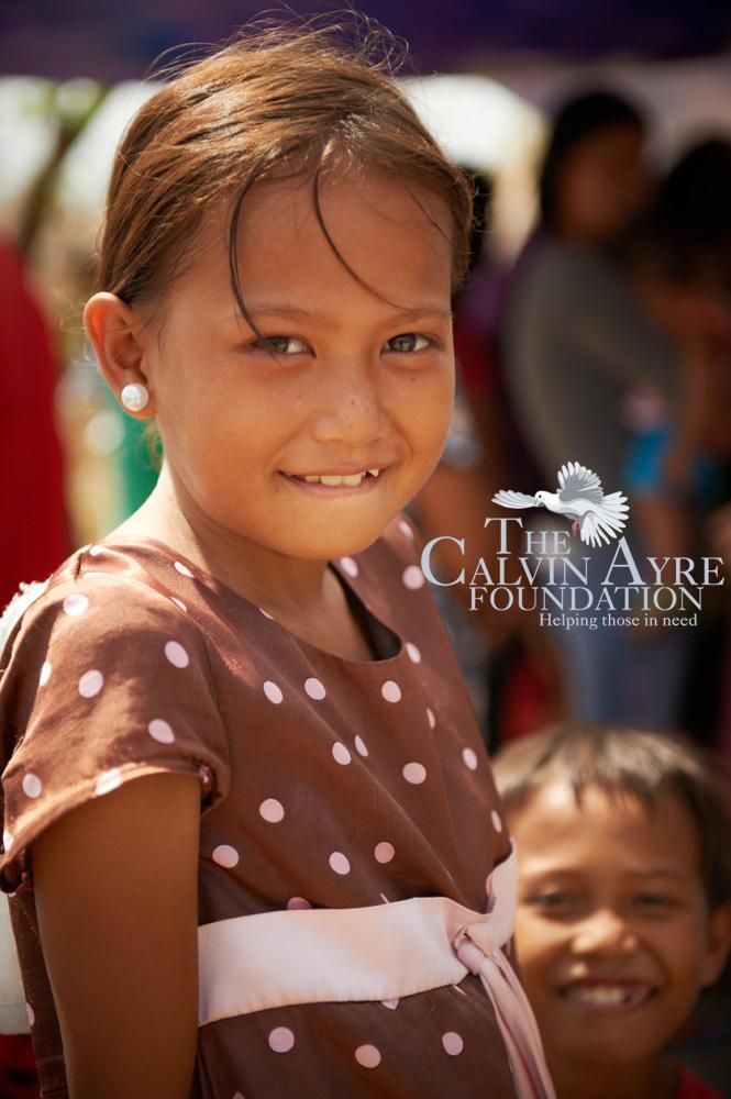 The Calvin Ayre Foundation Helps Malapascua after Typhoon