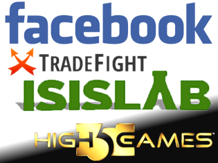 new high 5 slots facebook