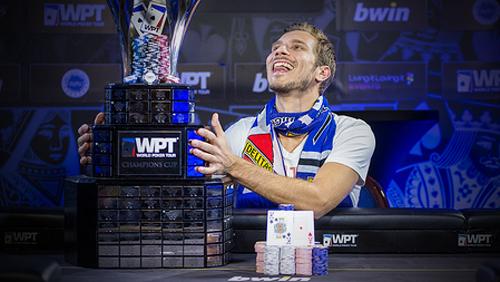 Live Tournament Updates: Julian Thomas Wins WPT Prague