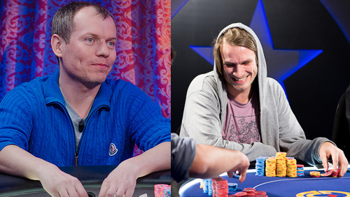 Live Tournament Updates: Julian Track Leads EPT Prague Final Table