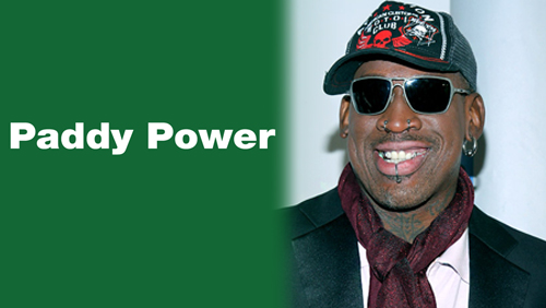 PaddyPower Do a Pontius Pilate With Dennis Rodman and Kim Jong-un