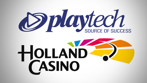 Playtech and Holland Casino Shake Hands on a New Partnership