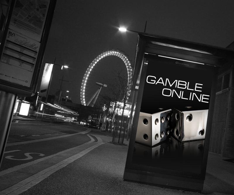 Online gambling ads casino threats