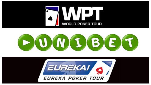 Live Tournament News From the World Poker Tour, Unibet and Eureka