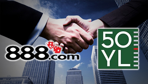 888.com Partner With the 50 Yard Lounge For a Superbowl Party