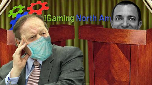 iGNA Garber-Adelson online gambling debate transcript revealed!