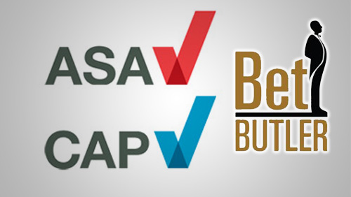 The ASA Smack the Wrists of Bet Butler and The Campaign For Fairer Gambling