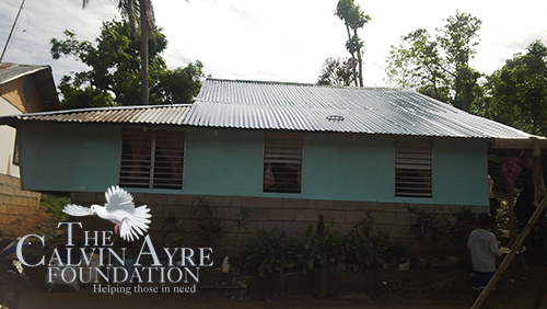 The Rebuilding Continues after Typhoon Haiyan