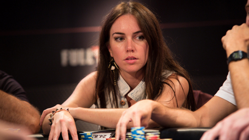 Dean Hutchison Denies Liv Boeree at UKIPT Edinburgh