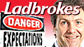 Ladbrokes says 2013 numbers in line with previously downgraded forecasts