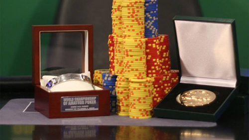 Live Tournament Update: The Bookends of Live Tournament Poker