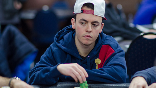 Life Outside of Poker: Seth Berger The Believer