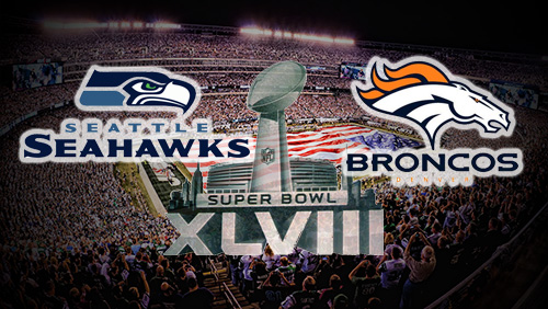 Super Bowl XLVIII features Battle of No.1s