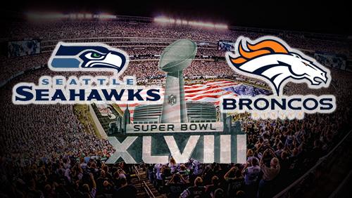 Super Bowl XLVIII features Battle of No.1s