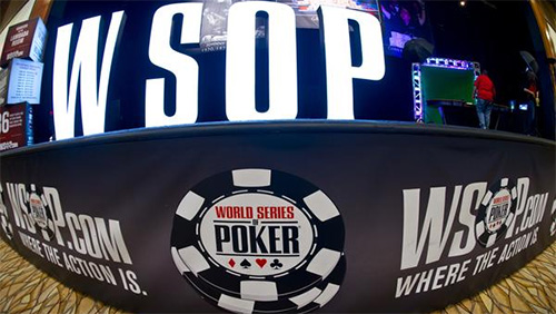 The 45th Annual World Series of Poker Schedule
