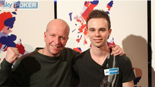 Alex Spencer Wins the UKPC Main Event and £125k First Prize
