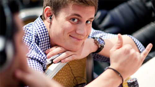 Life Outside of Poker: Anton Wigg – Asperger's Carer