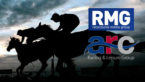 Arena Racing and Racecourse Media Group Ink Deal