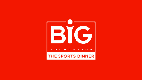 Book your attendance for next week's BiG Sports Dinner