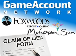 gameaccount-foxwoods-mohegan-sun-casino-lien