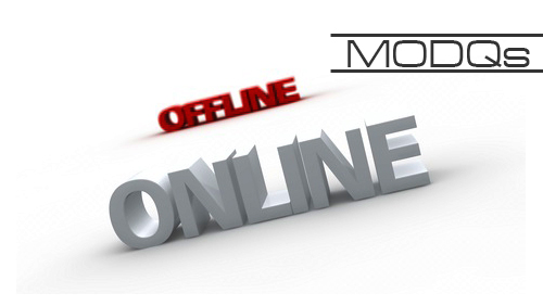 MODQs – How can Online and Offline Marketing mix?