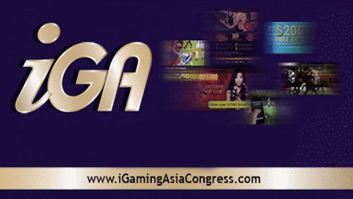 iGaming Asia Congress 2014 – Asia's official conference and expo for Interactive Gambling