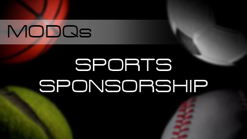 Is sports sponsorship the only option?
