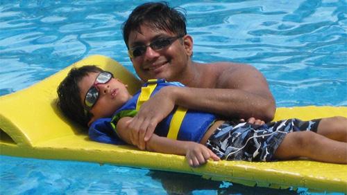 Life Outside of Poker: Niman Kenkre – Single Father