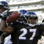 Ray Rice arrested in Atlantic City altercation; Mike Merriweather settles