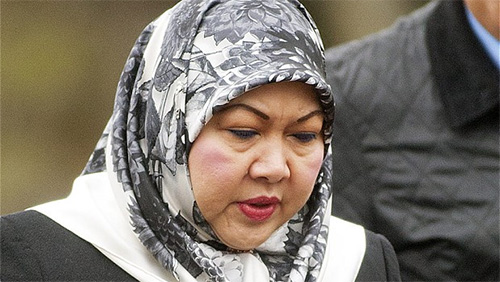 Sultan of Brunei's Ex Wife Admits Gambling Spree and Man Leaps to His Death in Queens Casino