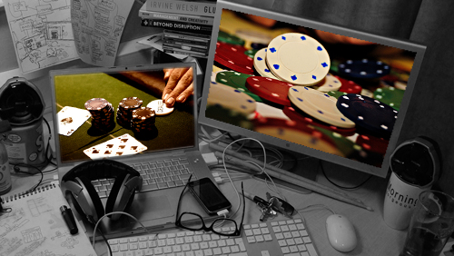 US poker and the Internet effect