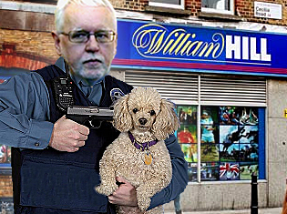 william-hill-ralph-topping-dog