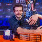 Andrea Dato Wins Gioco Digitale World Poker Tour Venice Carnival