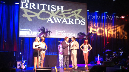 British Poker Awards 2014 Recap & Winners