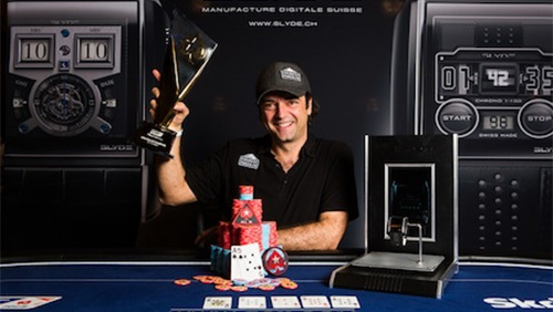 Fabrice Soulier Wins the EPT Vienna High Roller