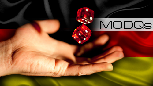 MODQs - Germany's bad example of iGaming regulation