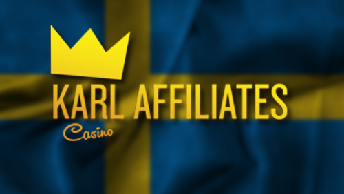 KarlCasino launches targeting the Swedish Casino Market, Ihre Consulting at the helm of their Affiliate Program