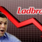 Ladbrokes Profits Drop 32.8% as the CEO's Pay Increases by 85%