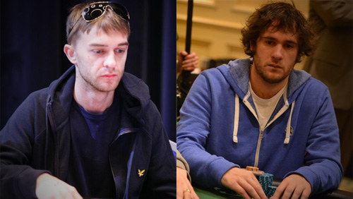 Live Tournament Round Up: Wins for Laurence Houghton and Patrick Mahoney